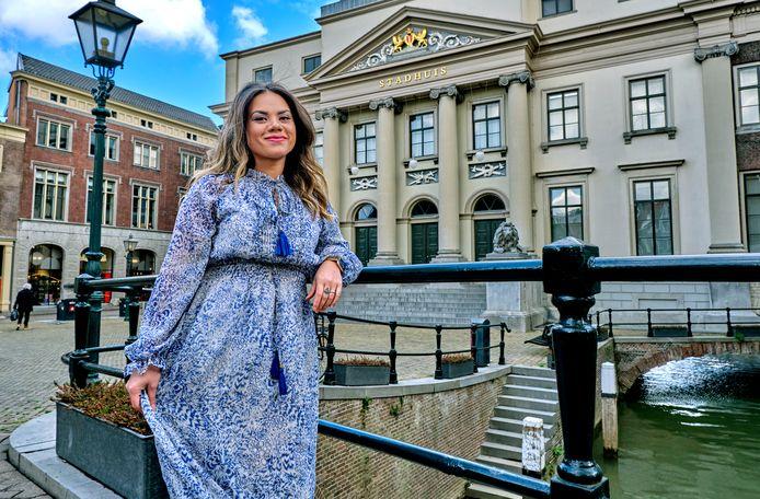 Chantal Dubbeldam starte haar eigen bedrijf Het meisje in Blauw.