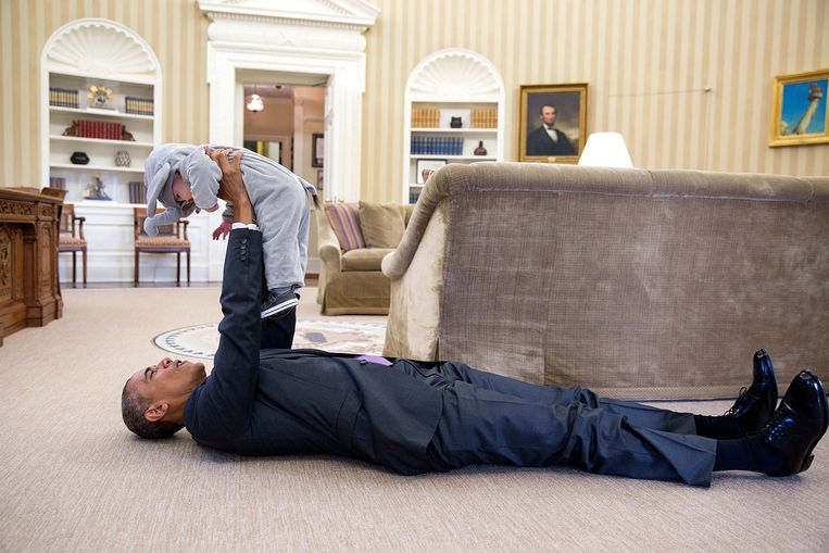 null Beeld The White House / Pete Souza