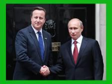 Cameron rencontre Poutine pour discuter de la Syrie