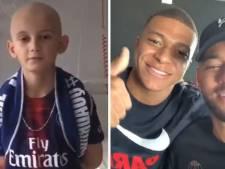 Le joli geste des stars du PSG pour un enfant atteint d'un cancer