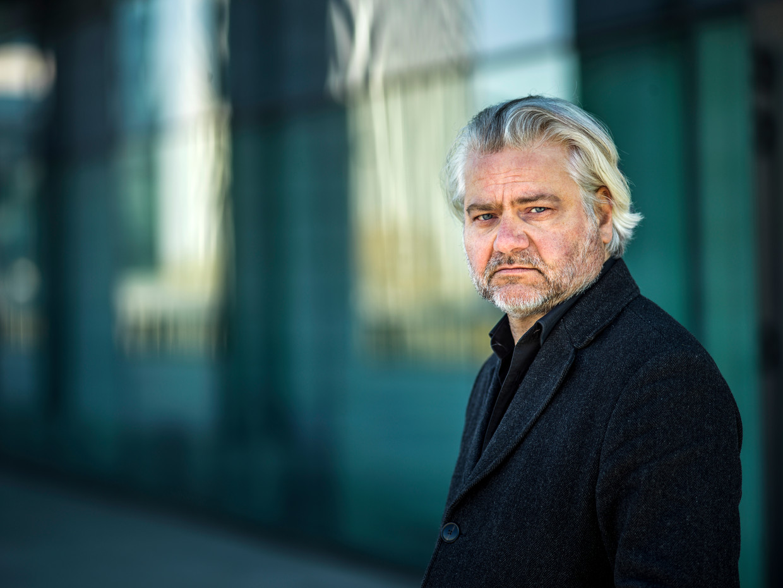 Pascal Verbeken.  Beeld Johan Jacobs/Humo