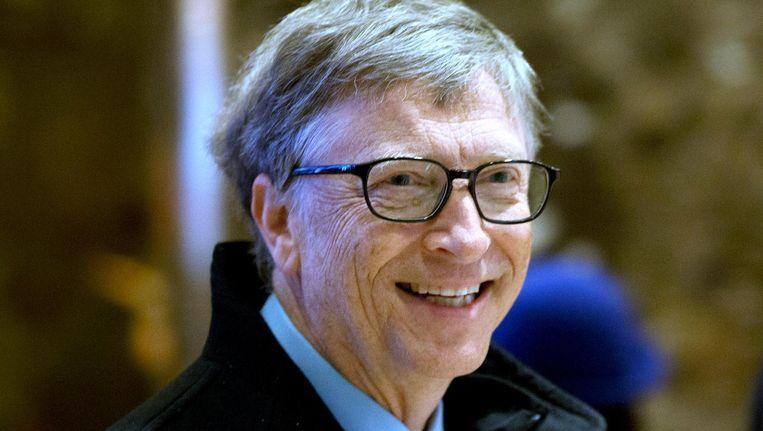 Rijkste man van de wereld, Bill Gates (75 miljard dollar) Beeld ap