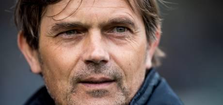 PSV eert Cocu voor duel met FC Groningen