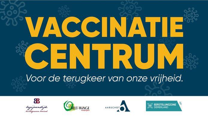 Vaccinatiecentrum Aarschot.