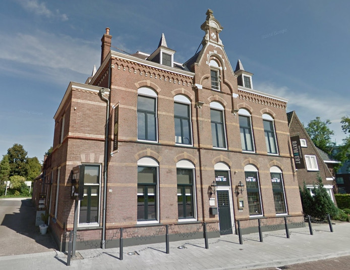 Restaurant Raymaert aan de Mierloseweg in Helmond.