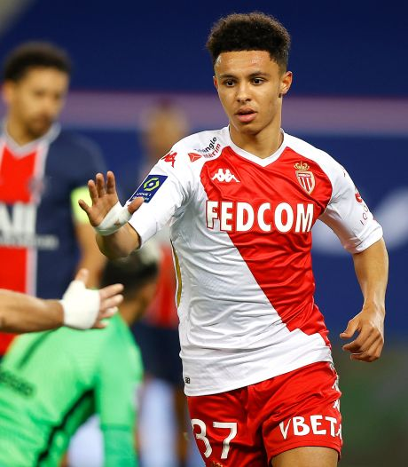 AS Monaco mengt zich ook in Franse titelstrijd na knappe zege bij PSG
