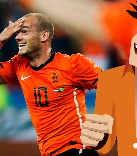 Quiz   Wie werd verkozen tot beste speler van het WK van 2010?