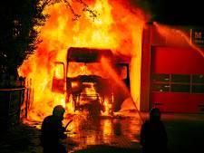 Chauffeur die zwaargewond raakte bij brand in Doesburg was eerder slachtoffer van brandstichting