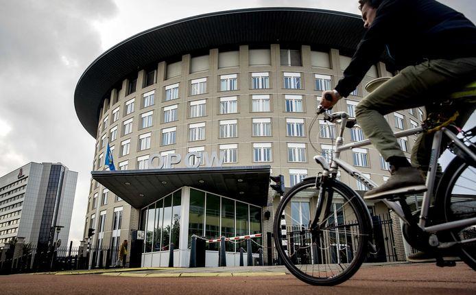 Het kantoor van de OPCW in Den Haag.