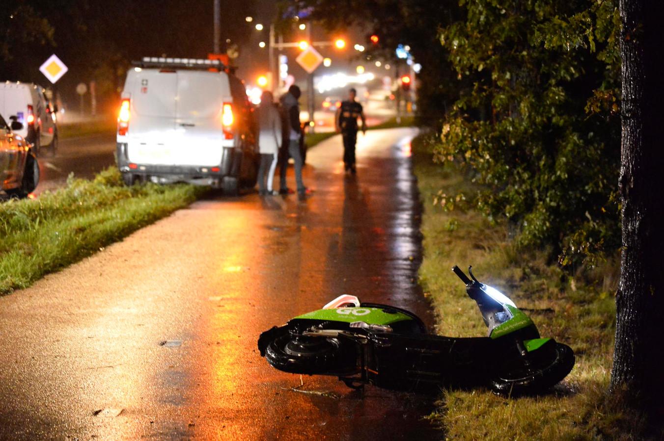 Ongeval Backer en Ruebweg Breda.