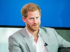 Prins Harry ontkent plannen voor nog drie boeken