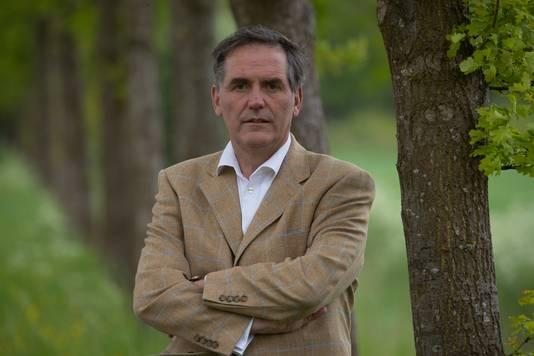 De Hoge Veluwe-directeur Seger van Voorst tot Voorst: ,,Wij zijn geen schiettent; de jacht is hier geen doel op zich.''