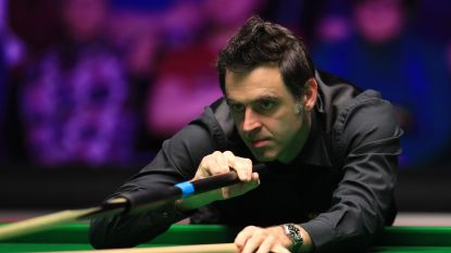 Ronnie O'Sullivan strandt in achtste finale English Open, Tom Ford pot 147 op zeldzaam moment