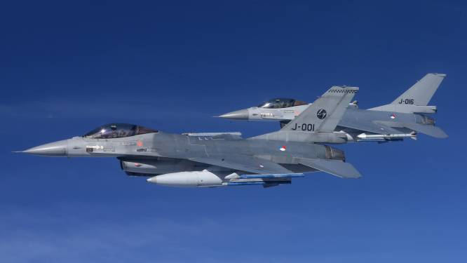 F-16's Volkel gaan weer 's avonds de lucht in