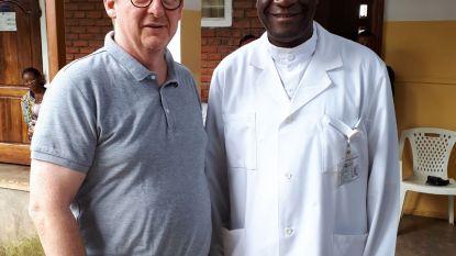 Gynaecoloog Guy Verhulst werkt nauw samen met Nobelprijswinnaar Denis Mukwege