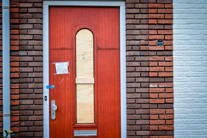De beschieting van de Capelse hoekwoning zorgde eind januari voor onrust in de nieuwbouwwijk.