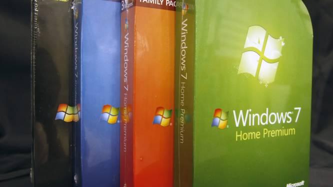 Windows 7 détrône enfin l'XP
