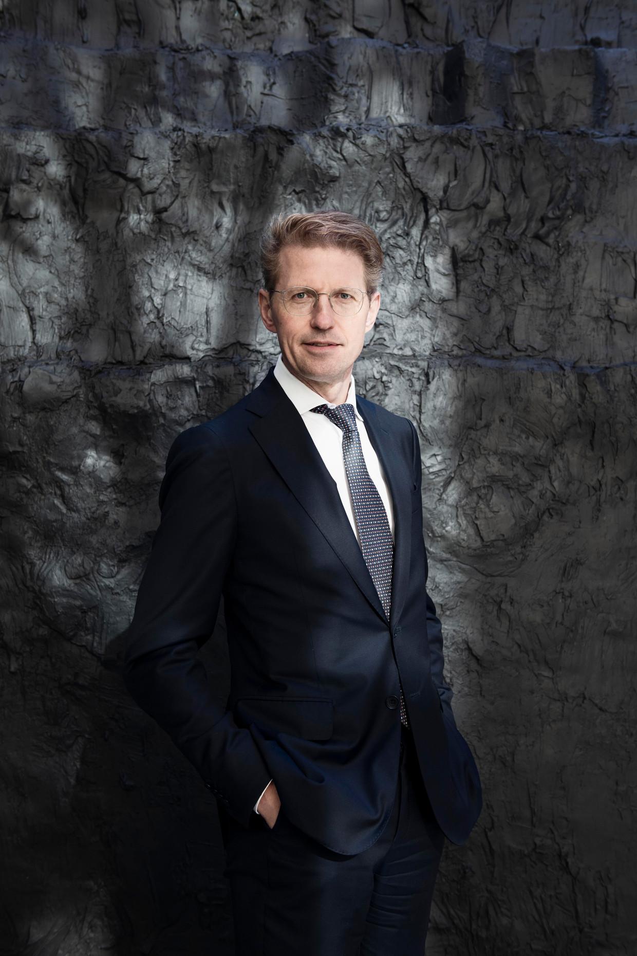 Sander Dekker,  minister voor Rechtsbescherming (VVD) Beeld Kiki Groot