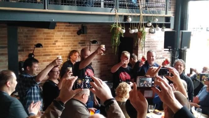 Nieuwste Osse biertje Messentrekker valt in de smaak