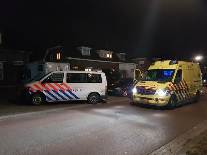 Bij een overval op een woning aan de Muntmeesterlaan in Nijmegen raakte de 33-jarige bewoner gewond.