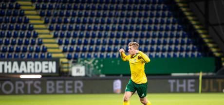 Zelfs 'uitgespeeld' Fortuna wil geen fangeluiden in stadion Willem II