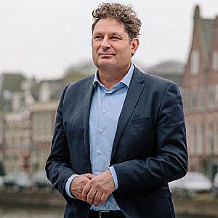Kandidaat-wethouder Arjan Wisseborn