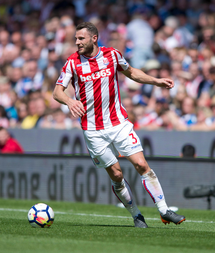 Erik Pieters bij Stoke City