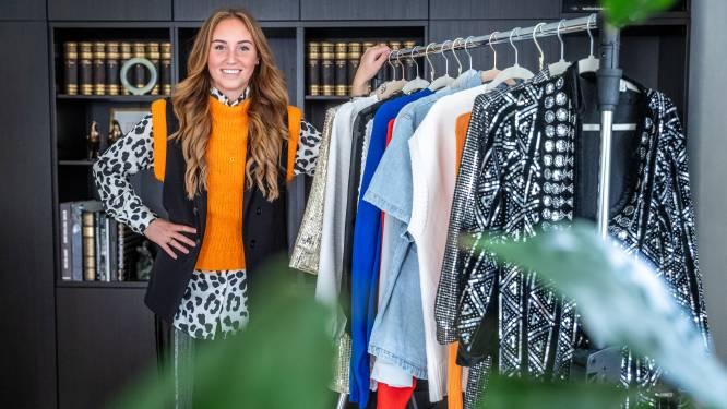 Helmondse Lotte (22) kleedt tv-sterren aan