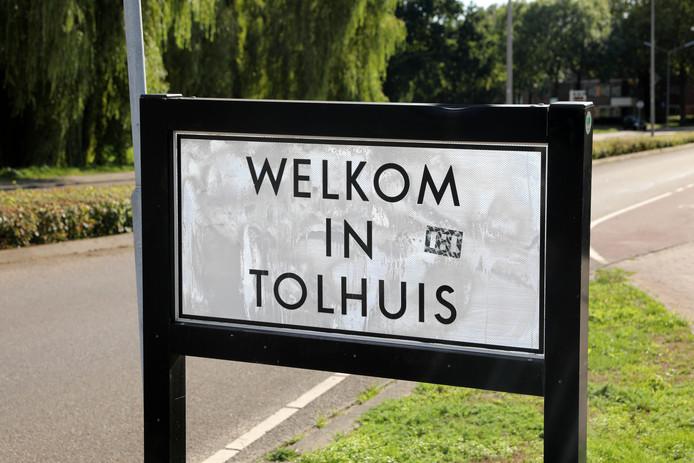 De wijk Tolhuis in Nijmegen.