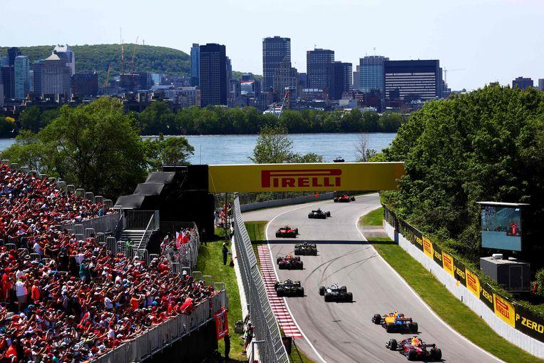 Op het circuit van Montreal zal ook dit jaar geen race verreden worden. Beeld AFP