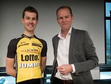 Daan Olivier kan eindelijk debuteren voor LottoNL-Jumbo