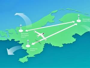Na het opnieuw opstarten van Eindhoven Airport moet de luchthaven werk maken van elektrisch vliegen