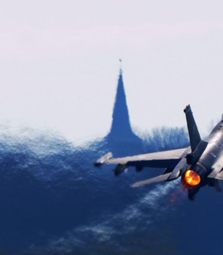 Onze F16's vliegen vanaf deze week op frituurvet