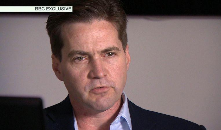 De Australiër Craig Wright stelt dat hij de man is achter de bitcoin. Een rechtszaak moet duidelijkheid brengen. Beeld AP