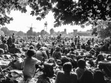 Lang haar verplicht! Frans Dekkers uit Valkenswaard hielp in 1970 mee op popfestival Kralingen: 'Het was heel relaxed'