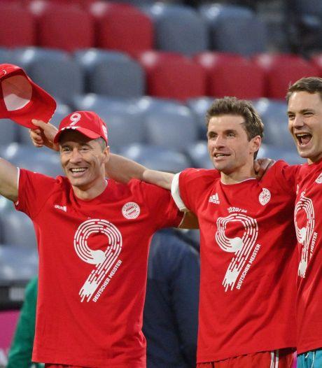 Titelprolongatie én afwijzen Super League maken van Bayern grote winnaar