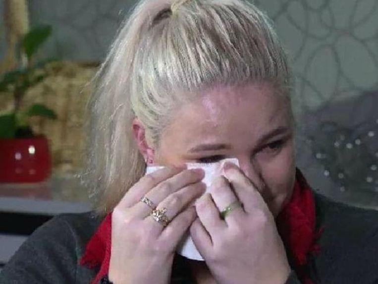 De kans bestaat dat Douglas in oktober al zou vrijkomen. Die gedachte jaagt Jade de stuipen op het lijf.