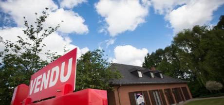 Les Belges n'ont jamais acheté autant de biens immobiliers