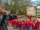 Schattig: Gio Kemper doet school dansen op 'Can't Stop The Feeling'!