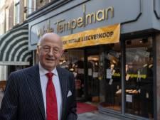 Overhemden en nette pakken, Walle Tempelman (76) kleedde mannen meer dan 50 jaar, maar stopt ermee