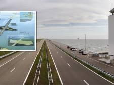 'Nieuwe' Afsluitdijk moet icoon worden voor toeristen