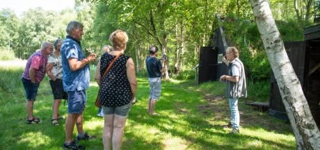 Bij heropening is het druk bij Veenmuseum in Westerhaar