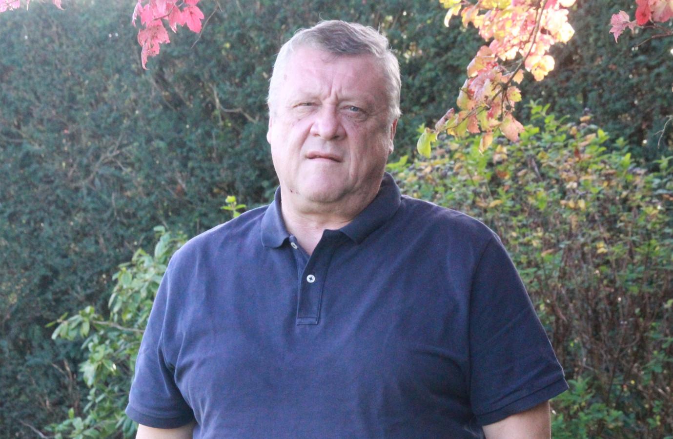 Ex-speurder Martin Carrissemoux (65).