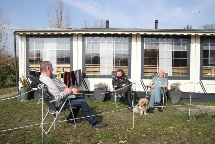 Kamperen op camping De Peelpoort in Asten-Heusden.