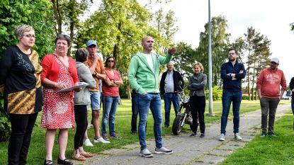 Omwonenden geven input over mogelijkheden voor aantrekkelijker speelplein 't Kruis