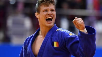 Matthias Casse kampt voor goud op World Masters judo in China