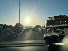 A12 is dicht, onze verslaggever vreest verkeersinfarct; maar hoe erg is het nou echt?