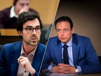 """Kristof Calvo als nieuwe premier? """"De angst slaat mij om het hart, dat moeten wij tegenhouden"""", zegt De Wever"""