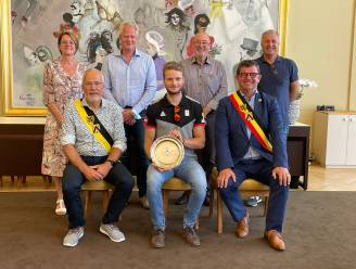 Oostende ontvangt roeier Marlon Colpaert na brons op WK U23