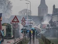 Na de harde wind: carnavalsgroepen op herkansing op Rosenmontag in Beek